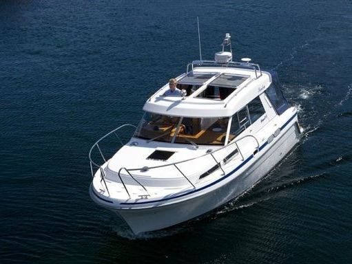 Imbarcazione a motore Saga 315 · 2008 (1)