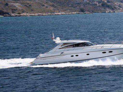 Barco a motor Princess V58 · 2004 (reacondicionamiento 2015) (0)