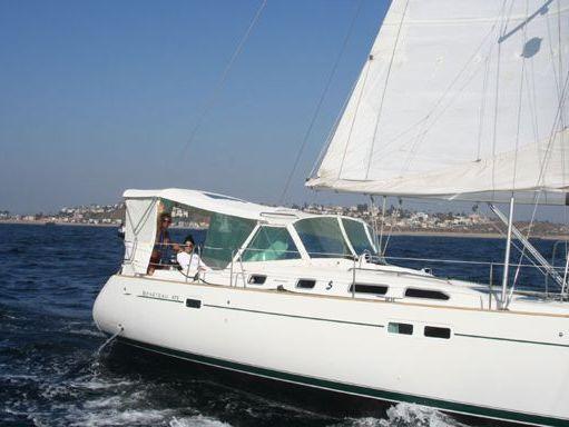 Sailboat Beneteau Oceanis 473 · 2001 (2)