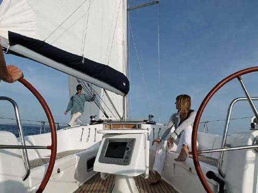 Sailboat Beneteau Oceanis 43 · 2008 (2)