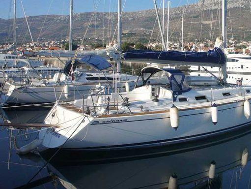 Sailboat Salona 45 · 2007 (2)
