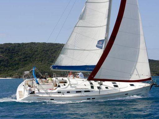 Sailboat Beneteau Oceanis 473 · 2001 (0)
