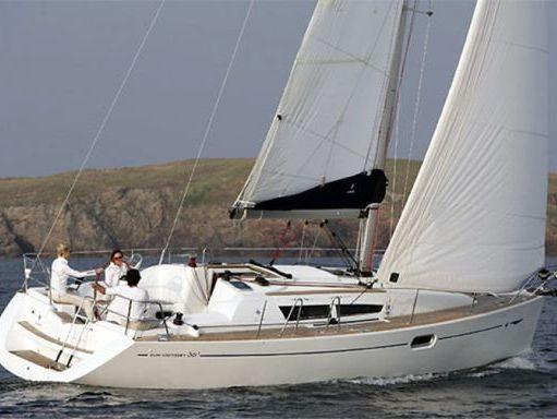 Sailboat Jeanneau Sun Odyssey 36 i · 2008 (1)