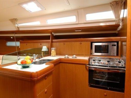 Barca a vela Jeanneau Sun Odyssey 42 i · 2012 (4)