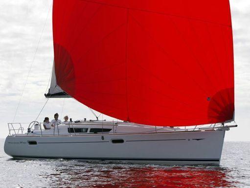Sailboat Jeanneau Sun Odyssey 39 i · 2010 (0)