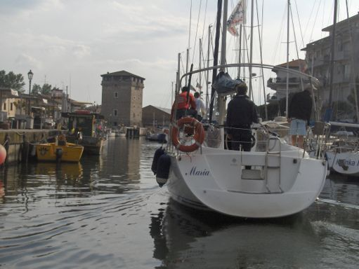 Barca a vela Jeanneau Sun Odyssey 34.2 · 2000 (raddobbo 2015) (0)