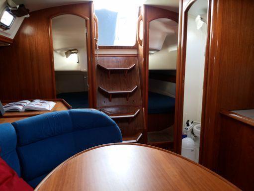 Barca a vela Jeanneau Sun Odyssey 34.2 · 2000 (raddobbo 2015) (1)