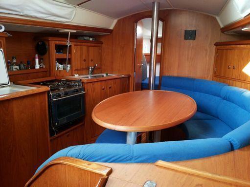 Barca a vela Jeanneau Sun Odyssey 34.2 · 2000 (raddobbo 2015) (2)