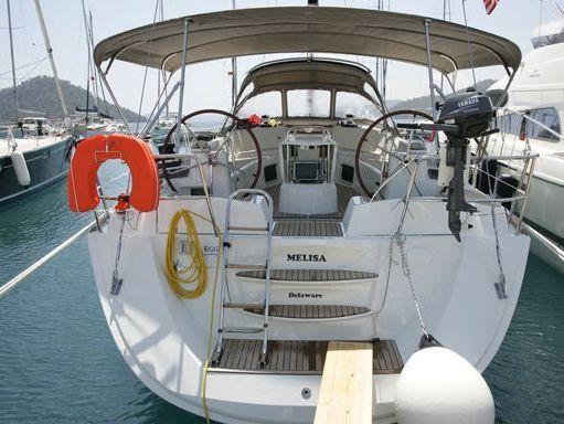 Barca a vela Jeanneau Sun Odyssey 50 DS · 2012 (1)