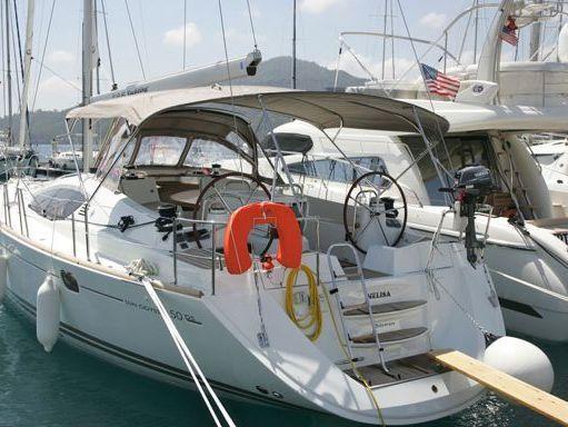 Barca a vela Jeanneau Sun Odyssey 50 DS · 2012 (0)