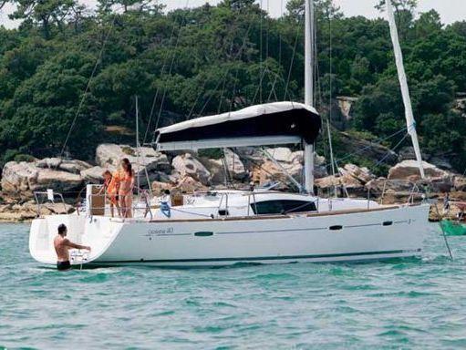 Segelboot Beneteau Oceanis 40 · 2011 (4)