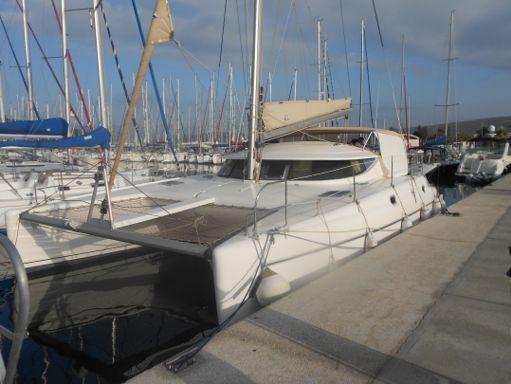Catamarán Fountaine Pajot Athena 38 · 1998 (reacondicionamiento 2020) (1)