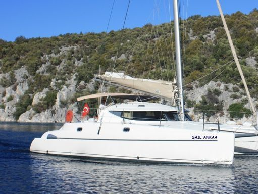 Catamarán Fountaine Pajot Athena 38 · 1998 (reacondicionamiento 2020) (0)