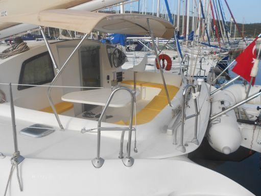 Catamarán Fountaine Pajot Athena 38 · 1998 (reacondicionamiento 2020) (2)
