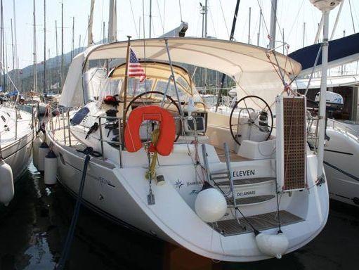 Segelboot Jeanneau Sun Odyssey 50 DS · 2009 (2)