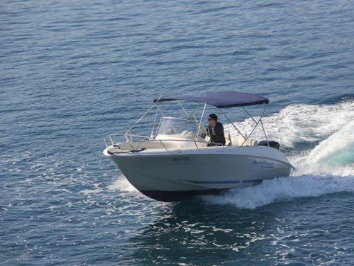 Speedboat Quicksilver Commander 600 · 2010 (2)