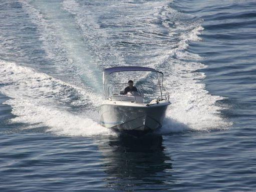 Speedboat Quicksilver Commander 600 · 2010 (1)
