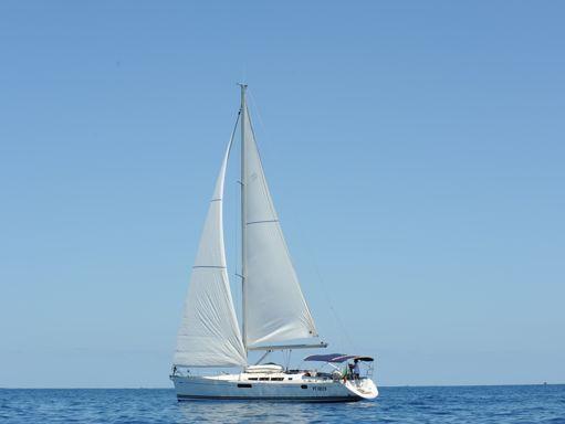Sailboat Jeanneau Sun Odyssey 49 i · 2009 (1)