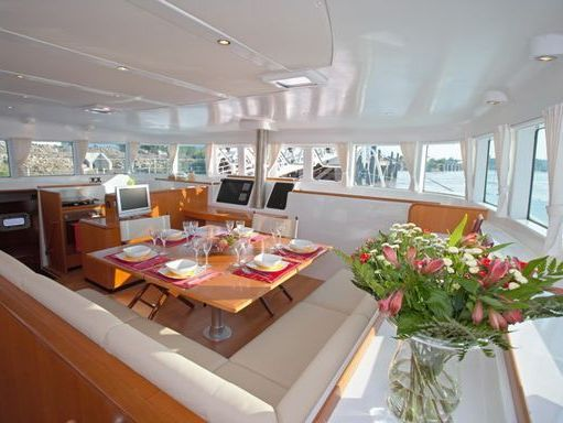 Catamarán Lagoon 500 · 2008 (2)