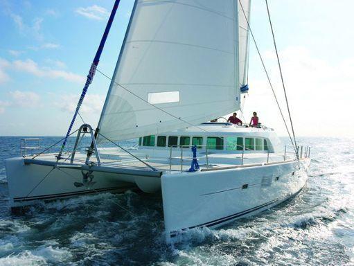 Catamarán Lagoon 500 · 2008 (1)