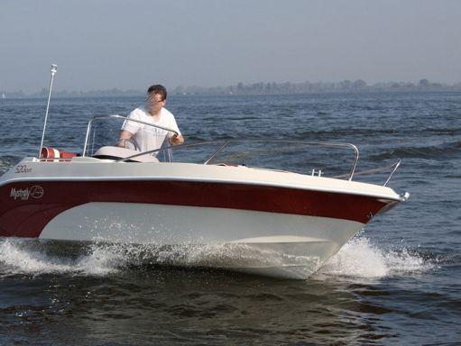 Speedboat Mystraly 520 · 2015 (0)