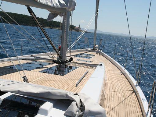Sailboat Hanse 575 · 2013 (2)