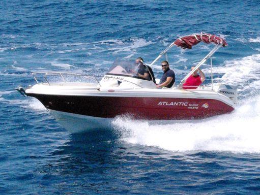 Lancha motora Atlantic Marine 570 · 2009 (0)