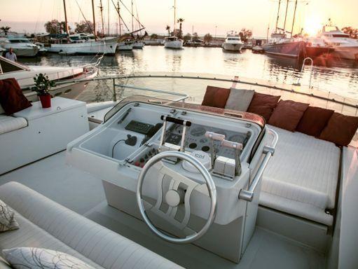 Motorboat Ferretti 58 · 1991 (1)