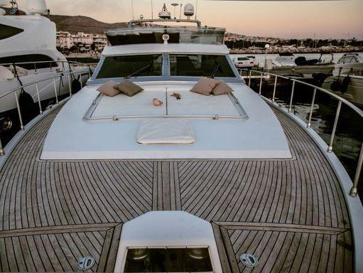 Motorboat Ferretti 58 · 1991 (2)