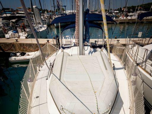 Sailboat Beneteau Oceanis 34 · 2009 (2)