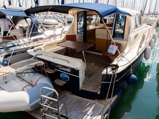 Imbarcazione a motore Sas Vektor Adriana 36 · 2011 (4)