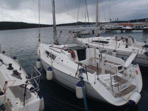 Segelboot Jeanneau Sun Odyssey 32 i · 2008 (4)