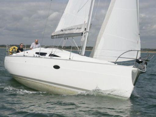 Sailboat Elan Impression 344 · 2007 (1)