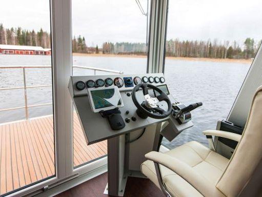 Imbarcazione a motore Bellamer DeLuxe (2014) (4)