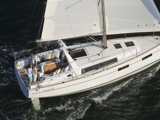 Velero Beneteau Oceanis 35 (2016) (0)