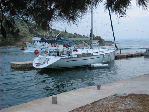 Sailboat Bavaria 49 · 2005 (2)