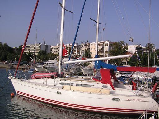 Sailboat Jeanneau Sun Odyssey 37.1 · 1996 (refit 2010) (0)