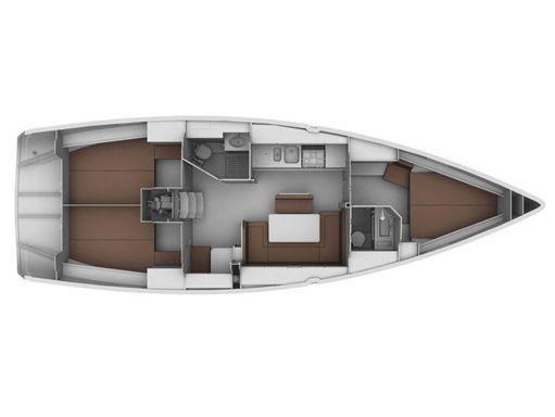 Sailboat Bavaria Cruiser 40 · 2013 (4)