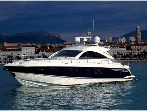 Barco a motor Fairline Targa 62 · 2006 (reacondicionamiento 2013) (4)