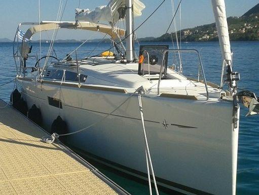 Sailboat Jeanneau Sun Odyssey 349 · 2014 (0)