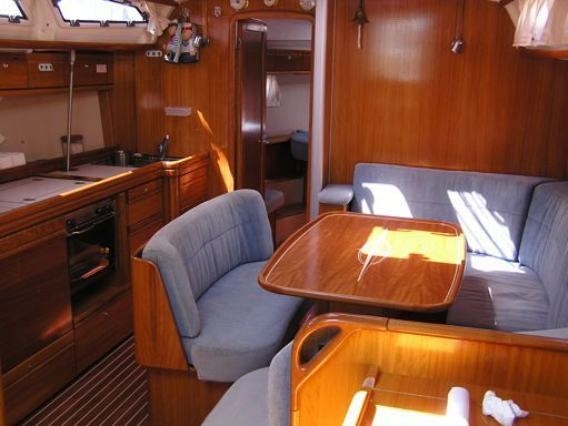 Segelboot Bavaria Cruiser 40 · 2008 (Umbau 2016) (2)