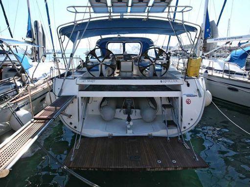 Sailboat Bavaria Cruiser 55 · 2010 (2)