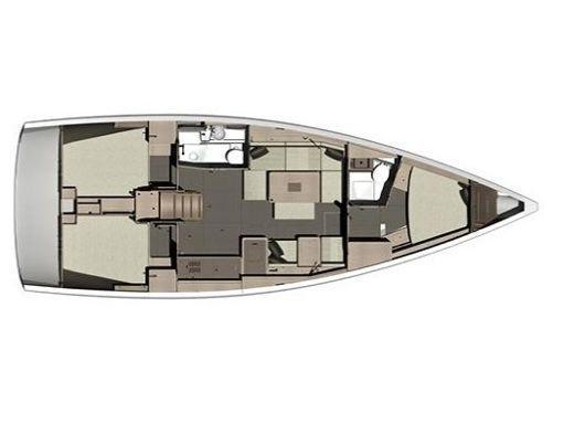 Segelboot Dufour 412 · 2016 (2)