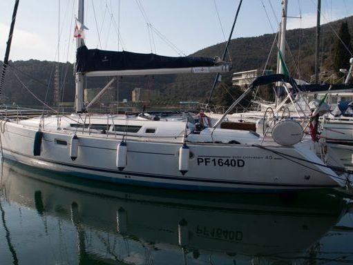 Segelboot Jeanneau Sun Odyssey 45 · 2007 (Umbau 2019) (1)