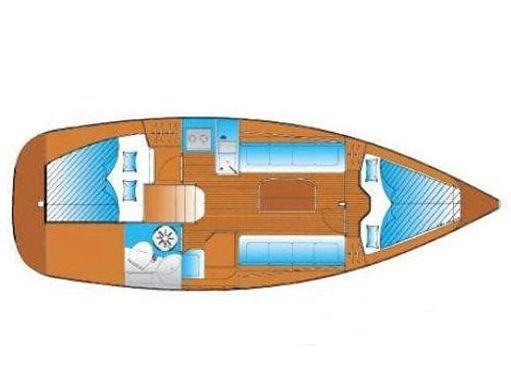 Velero Bavaria Cruiser 30 (2005) (4)