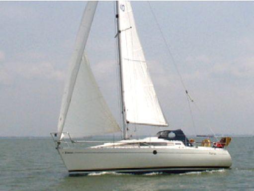 Segelboot Beneteau First 285 · 1990 (1)