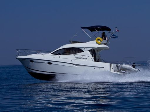 Barco a motor Starfisher 34 · 2005 (reacondicionamiento 2015) (0)