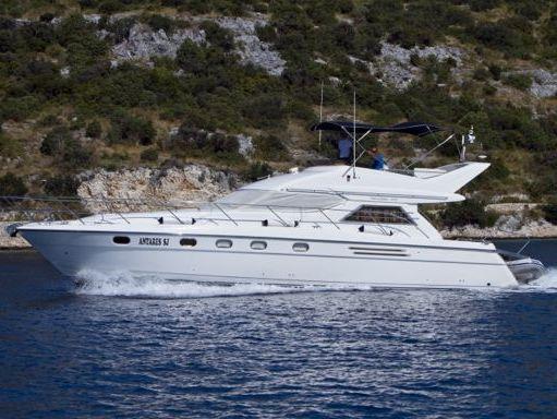 Motorboot Princess 47 Fly · 1994 (Umbau 2015) (0)