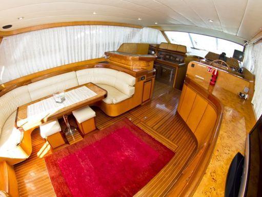 Motorboot Yaretti 2110 · 1994 (Umbau 2015) (4)