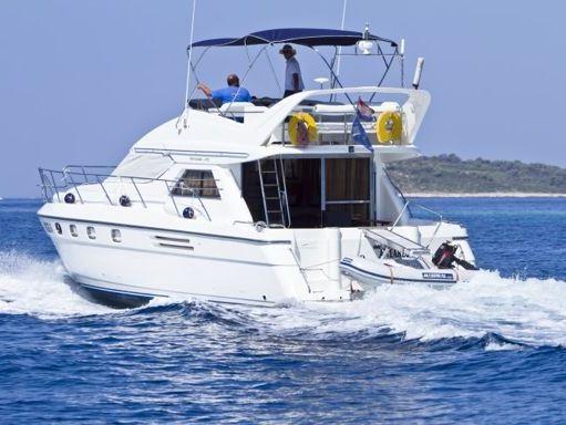 Motorboot Princess 47 Fly · 1994 (Umbau 2015) (1)